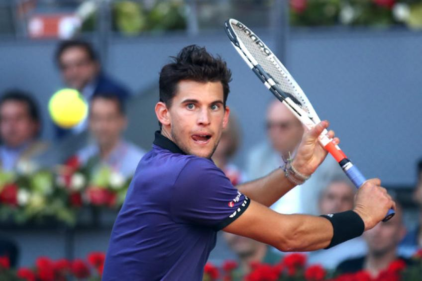 Dominic Thiem: 'I can't beat Djokovic and Nadal every time'