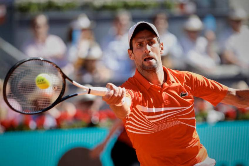 Novak Djokovic: 25 seconds between points is more than enough time