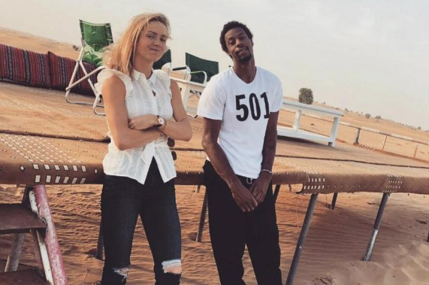 Elina Svitolina reveals complications for documentary with Gael Monfils