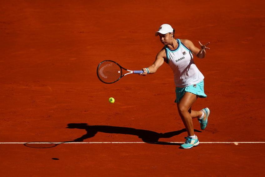 Ashleigh Barty: 'I will use Rome as best preparation for Roland Garros'