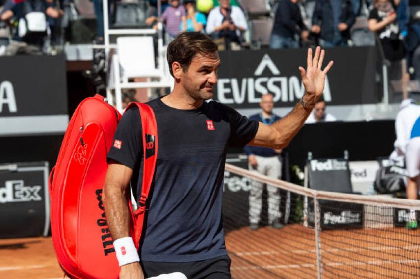 Italian Open 2019:- Roger Federer is Dismayed With The Federation's Business Tactic