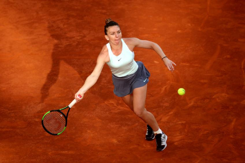Simona Halep: 'Thanks to Darren, I'm more offensive, I improved my game'
