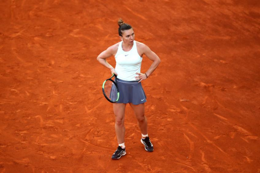 Simona Halep: 'I will take extra few days off and try to be ready for RG'