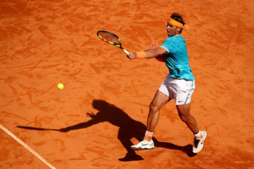 Italian Open: Nadal downs Tsitsipas to reach 50th Masters final