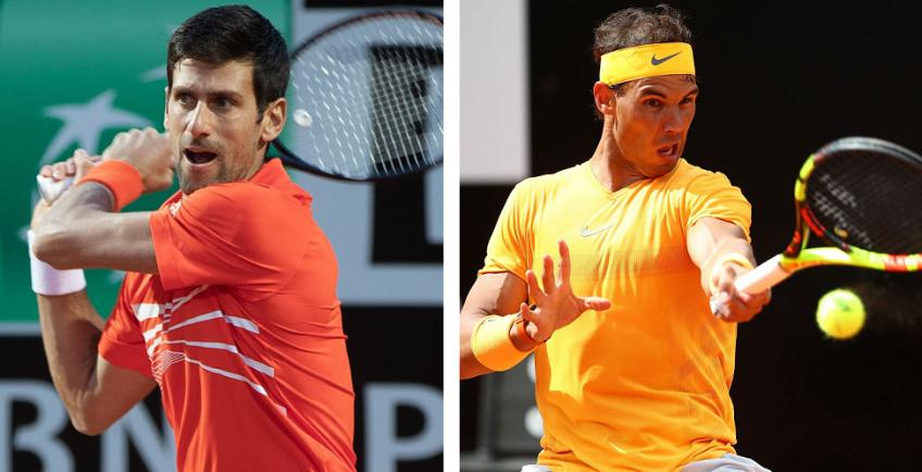ATP Rome final preview: Djokovic and Nadal face to face in a RG taste