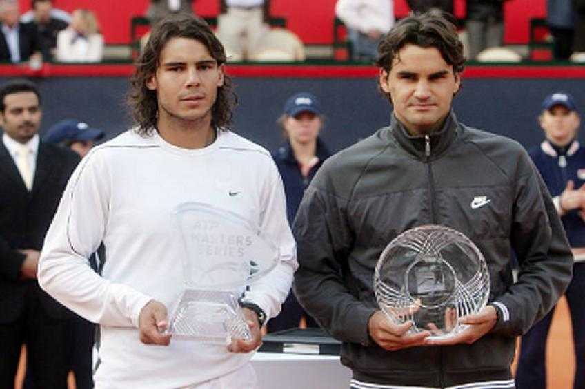 On this day: Rafael Nadal edges Roger Federer to complete clay Masters