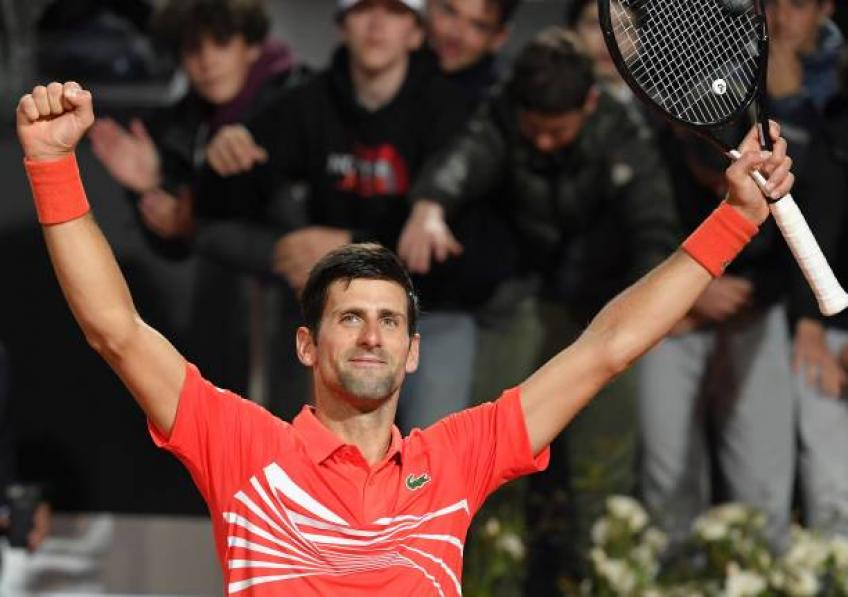 I would pick Djokovic in a final, not Federer and Nadal - Wilander