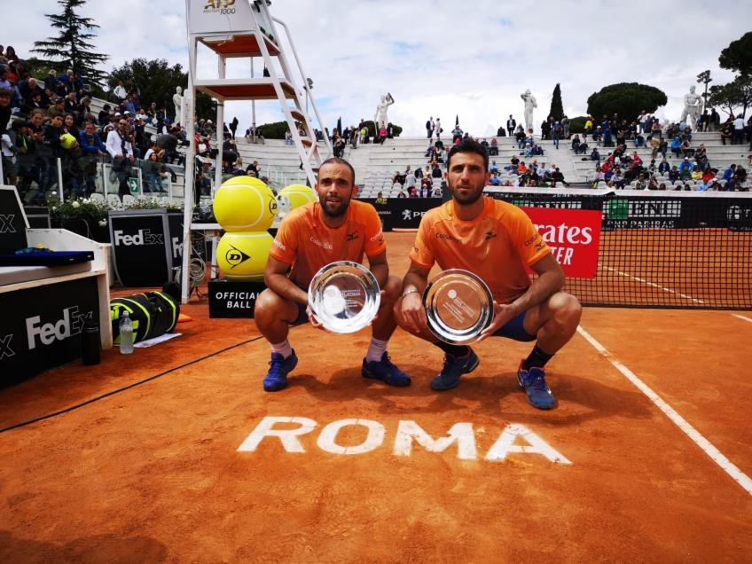 ATP Rome: Juan Sebastian Cabal and Robert Farah successfully defend title