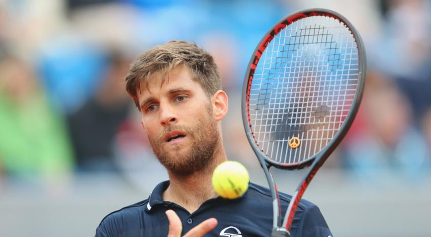Stomach problems force Martin Klizan to pull out late from Lyon