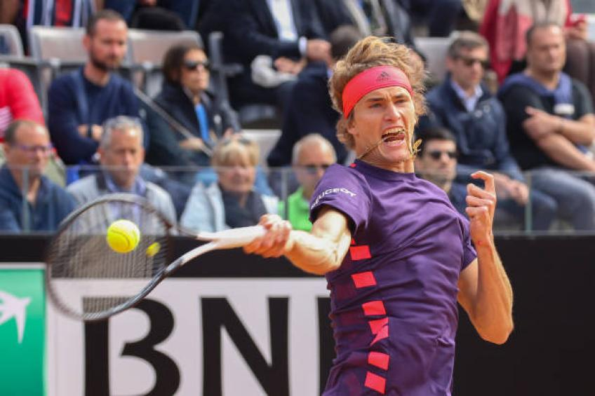 Alexander Zverev mentions the two young guys who will win Majors