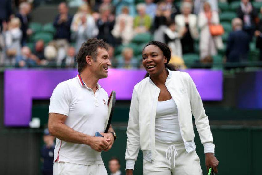 Venus Williams shares why she rarely plays exhibition matches