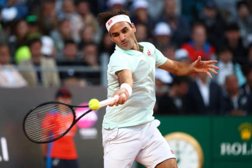 Roger Federer is like Bjorn Borg mentally, says French Open chief