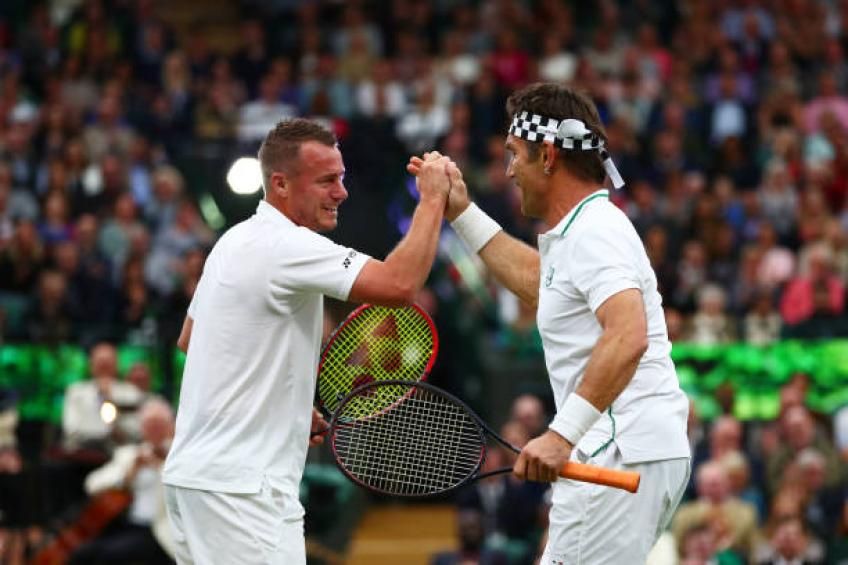 Hewitt: No. 1 Court with roof seems similar to Centre Court at Wimbledon