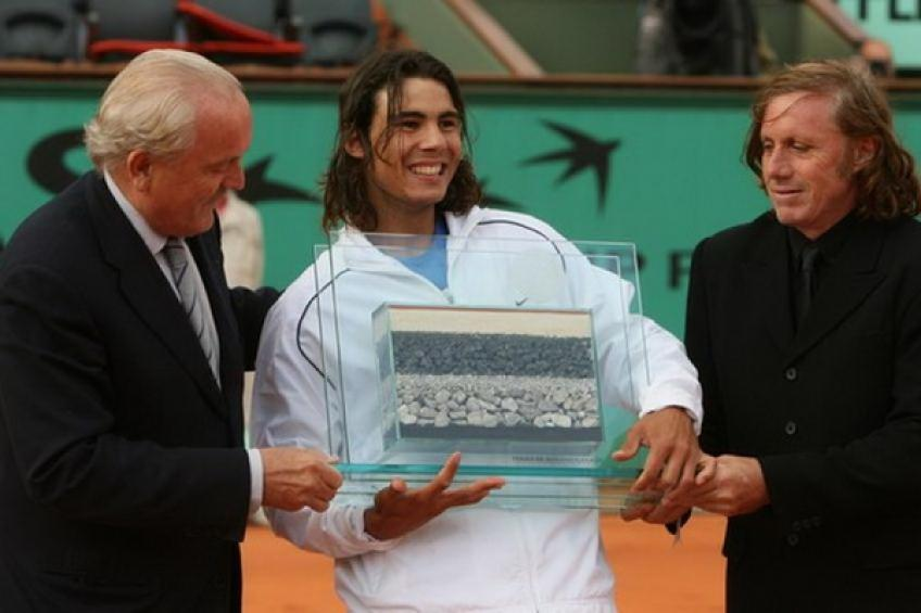 On this day: Rafael Nadal beats ultimate clay record at Roland Garros
