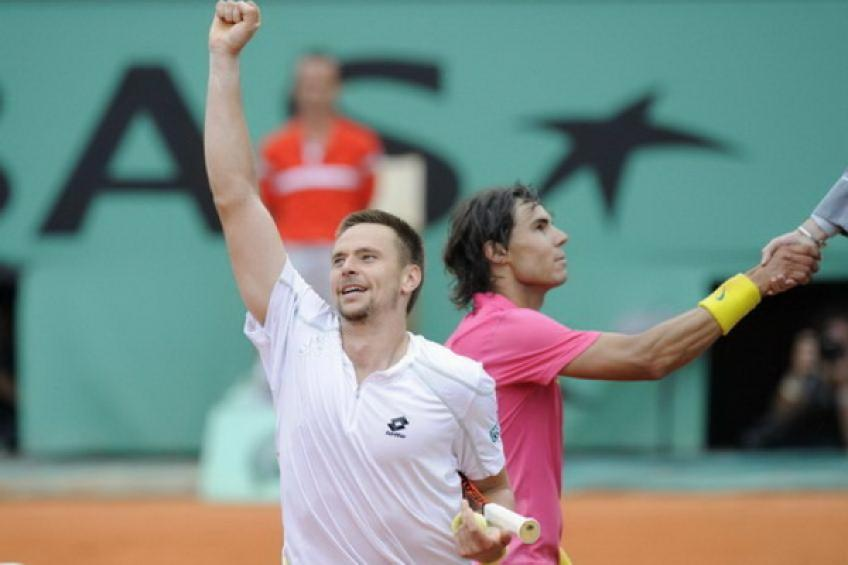On this day: Robin Soderling ends Rafael Nadal's reign in Paris