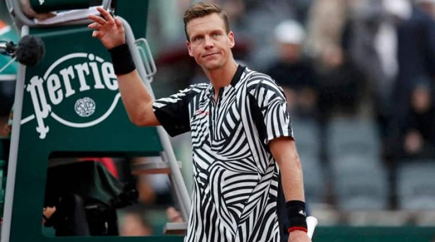 Tomas Berdych set to miss whole clay season as he pulls out of French Open
