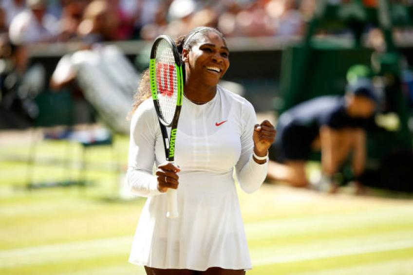 Serena Williams winning French Open would be an upset, says Evert