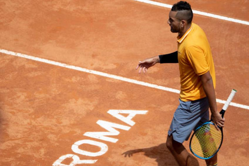 We need players like Nick Kyrgios, says French Open chief