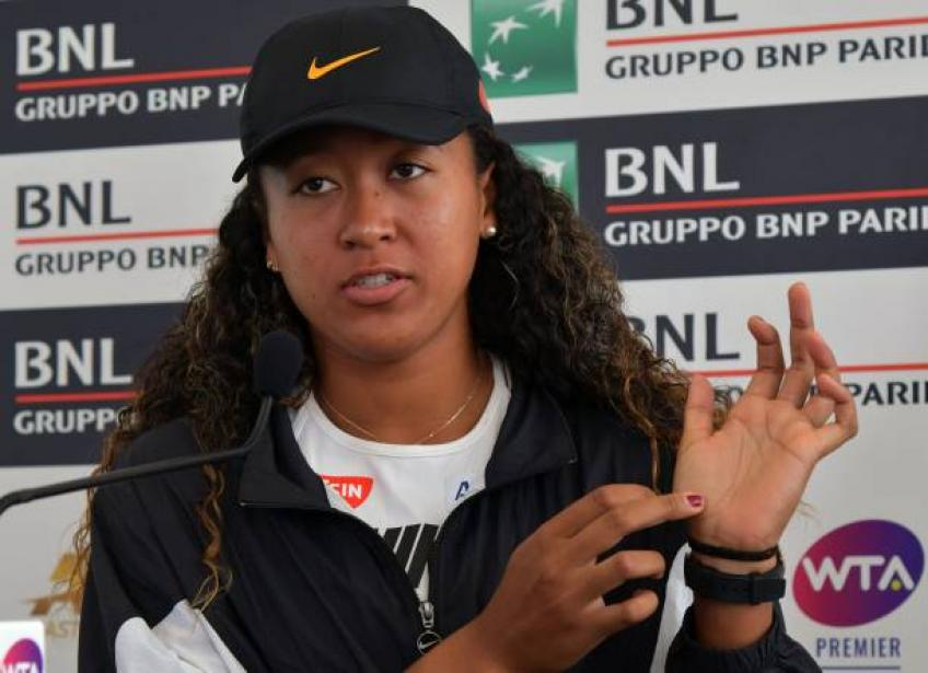 Naomi Osaka: 'I met Rafael Nadal in Mallorca, that was so cool'