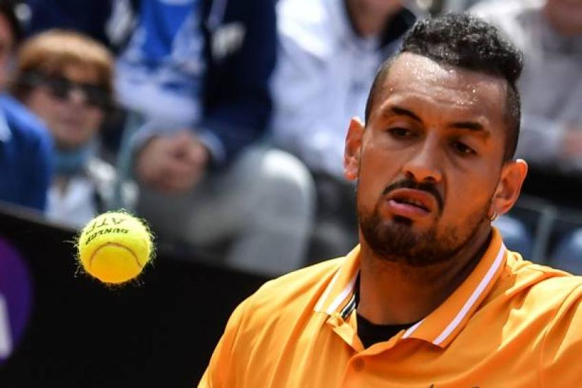 Nick Kyrgios is disappointing for tennis, says Henman