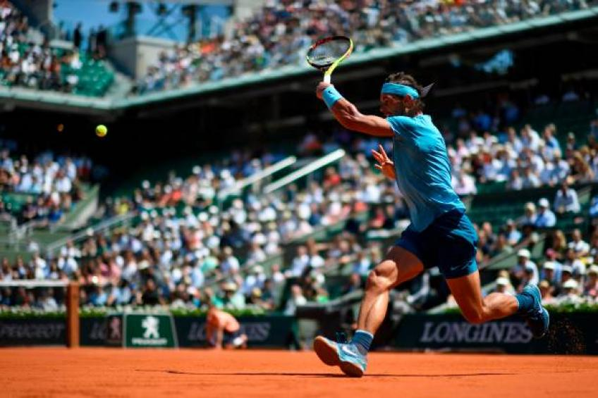 'We do not know who Rafael Nadal will beat in French Open final'