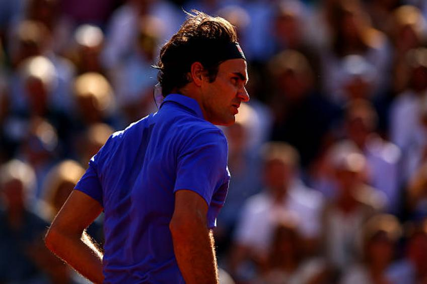 Roger Federer: 'Now I need more time to recover'