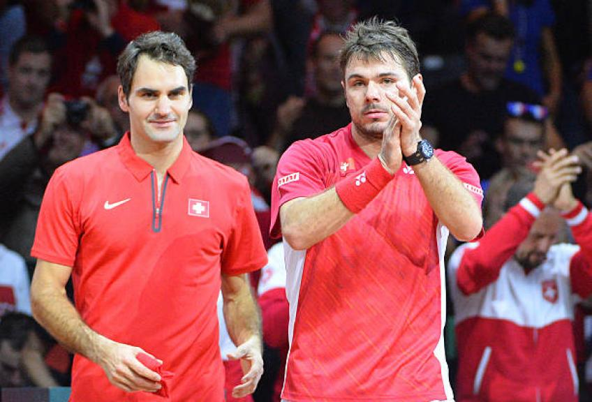 Wawrinka: 'Federer is the GOAT. I would love to play 2020 Tokyo with him'