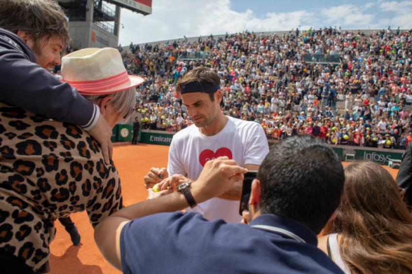 Roger Federer got unlucky in Rome, but he may win French Open - Davenport
