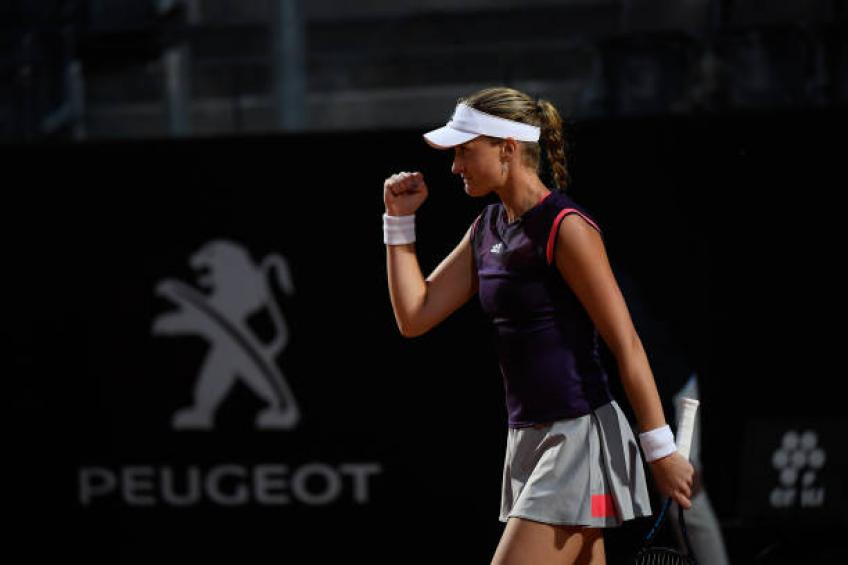 Kristina Mladenovic: 'We can't practice 20 hours on each court'
