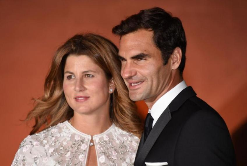 I learned a lot from my wife Mirka, says Roger Federer