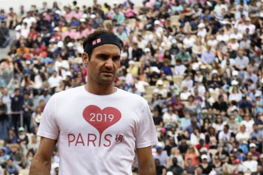 I thought Roger Federer would have never played French Open again - Santoro