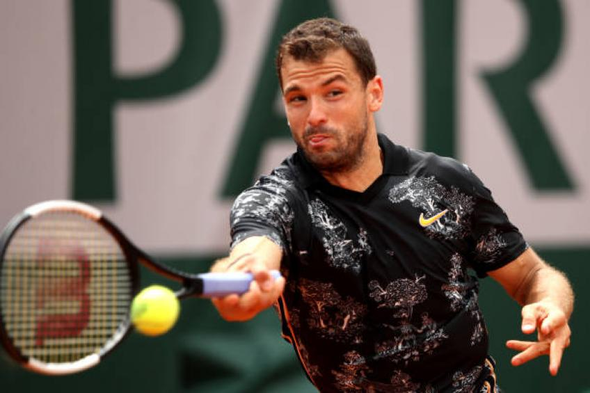 Grigor Dimitrov: 'I make great package deal with Agassi and Stepanek'