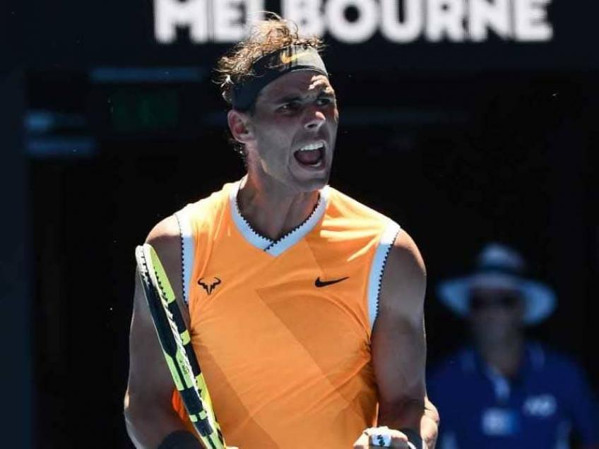 Rafael Nadal comes back from injuries like nothing happened - Uncle Toni