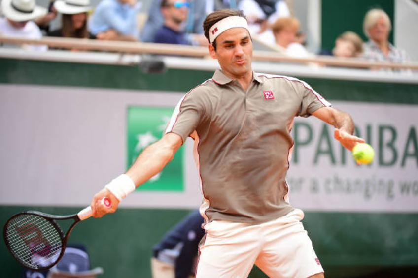 Roger Federer reveals conversation with coach before Rome withdrawal