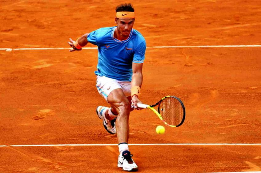 ATP Roland Garros: Rafael Nadal opens title hunt with a commanding victory
