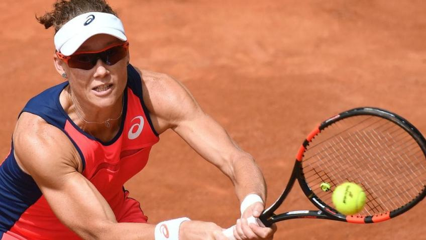 Samantha Stosur: I love the feeling of being out on the French Open courts