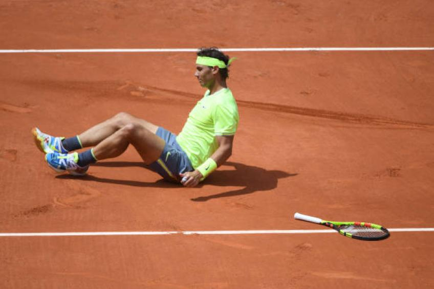 Rafael Nadal could have won in straights over Djokovic in Rome - Toni