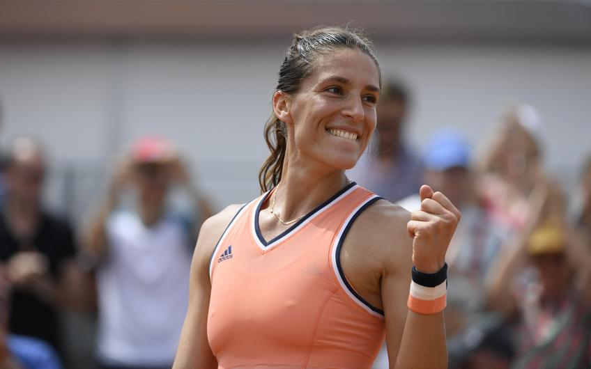 Andrea Petkovic: 'I really don't like playing Alison [Riske]'