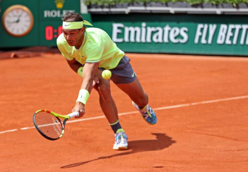 Rafael Nadal: 'I love spending time with kids'