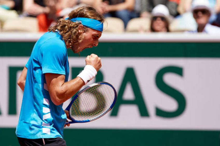 Stefanos Tsitsipas: 'I am not a party guy. I receive many messages...'