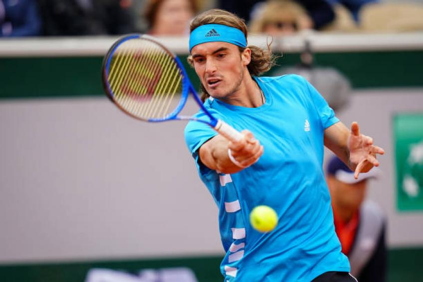 Winning French Open this year is my goal, says Stefanos Tsitsipas