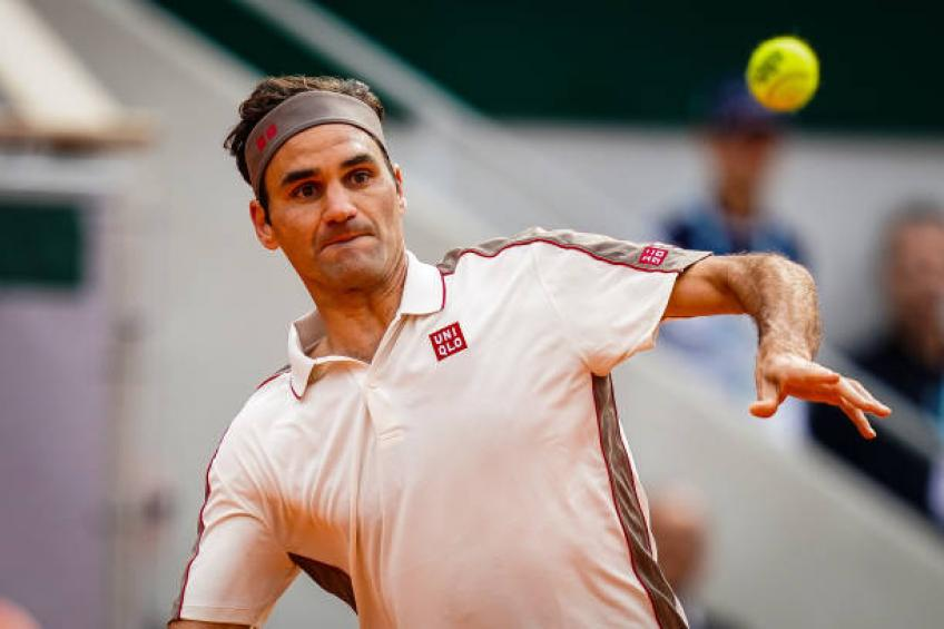 Roger Federer changed his game...
