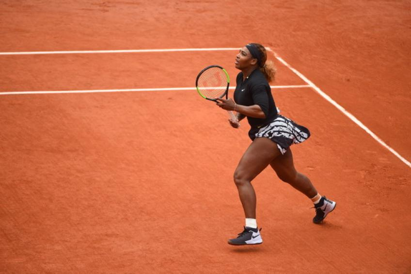 WTA Roland Garros: Serena Williams eases past Kurumi Nara to reach R3
