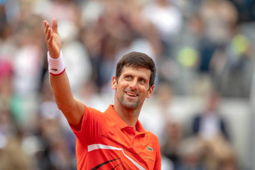 Novak Djokovic Cruises Into French Open Fourth Round
