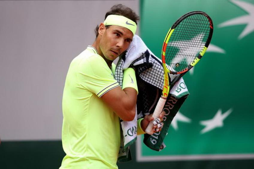 ATP Roland Garros: Rafael Nadal battles past David Goffin to enter last 16