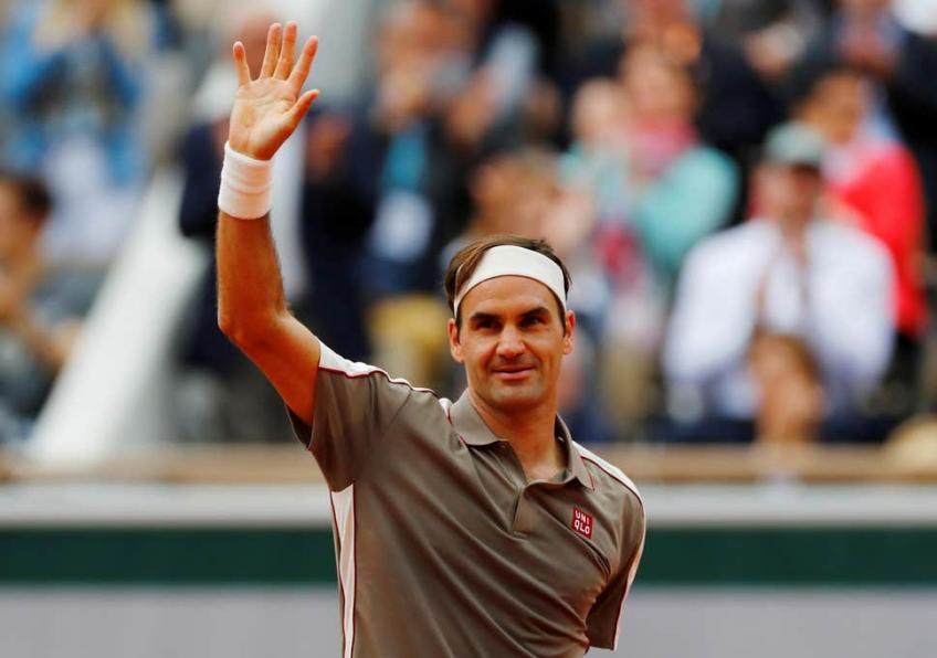 French Open fun May 31: Federer, Paire, Keys, more