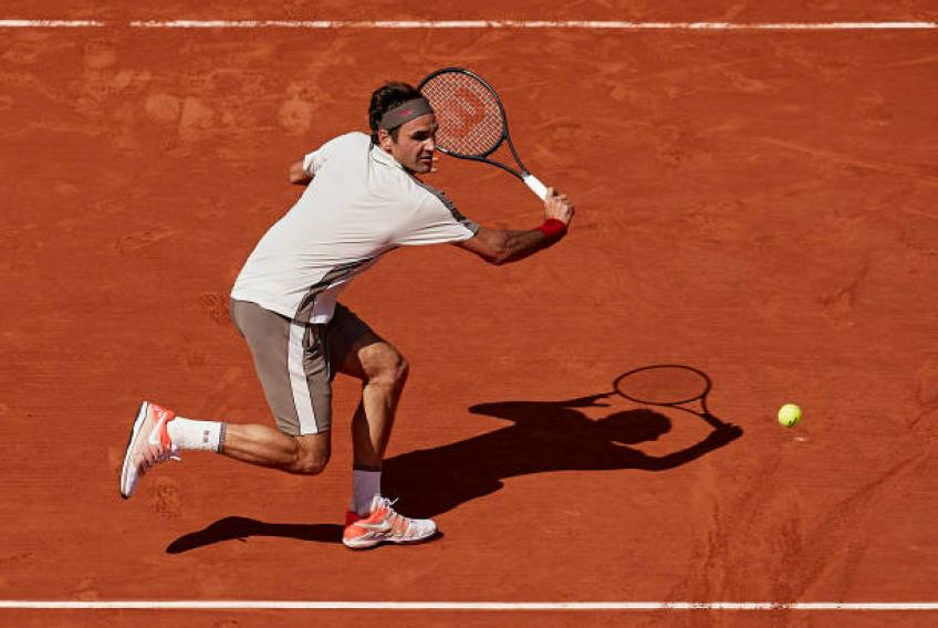 Roger Federer plays the style nobody likes on clay, says Boris Becker
