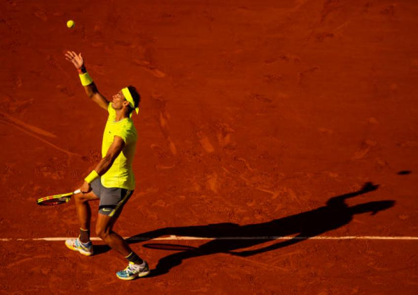 In 2005 French Open my expectation was to win title, says Rafael Nadal