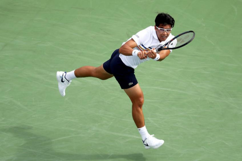 Hyeon Chung withdraws from Little Rock to delay the comeback