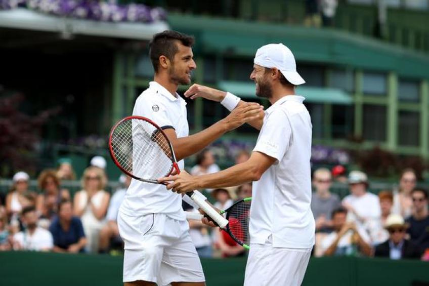 Oliver Marach and Mate Pavic's successful collaboration ends with RG loss